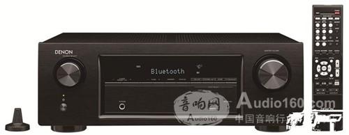Denon(天龙) AVR-X520BT入门级家庭影院接收机