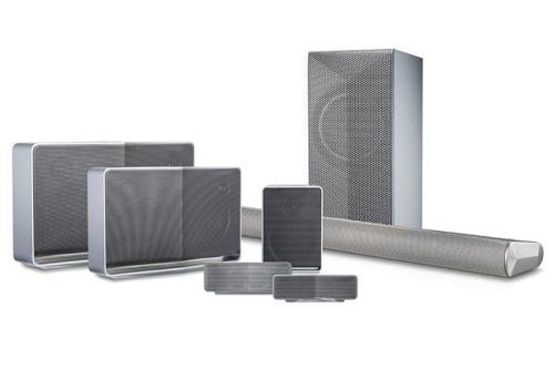 LG公布智能蓝光播放器和流媒体扬声器新品