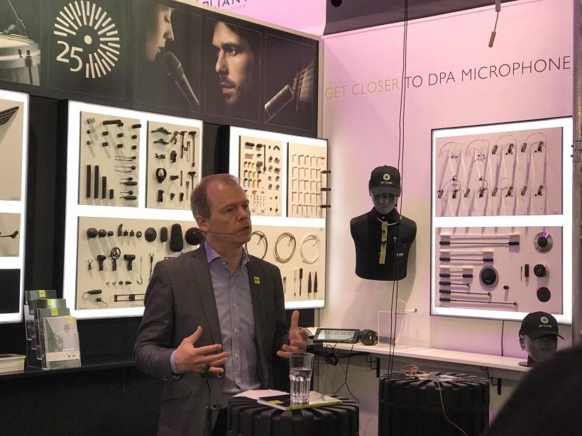 法兰克福 2017 展会视频:DPA 发布会,新 CEO 宣布 DPA 未来新变化