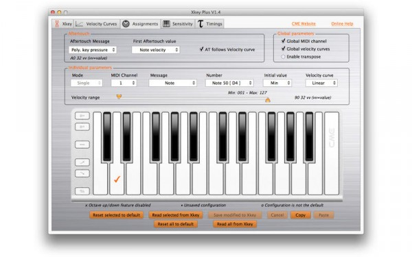 CME Xkey Plus for Windows and Mac 编辑软件介绍和采访(中文)