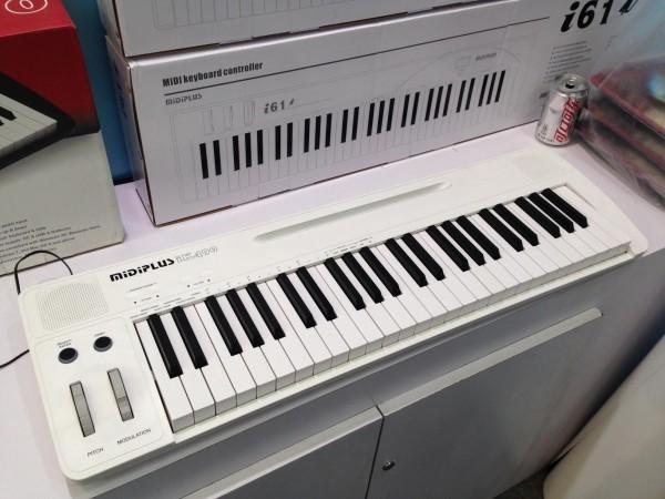 MIDIPLUS IK490 键盘介绍
