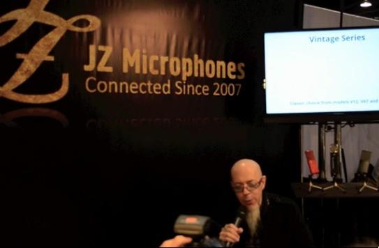 JZ 话筒名人采访之 Jordan Rudess(中文字幕)