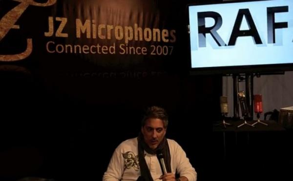 JZ 话筒名人采访之 Thom Russo