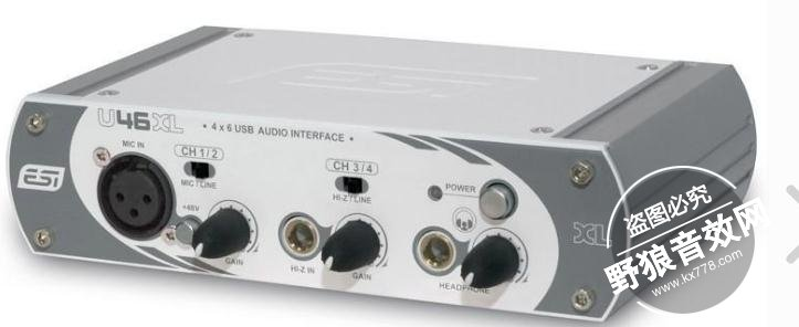 ESI U46XL USB声卡驱动_声卡控制面板较新版3.0下载