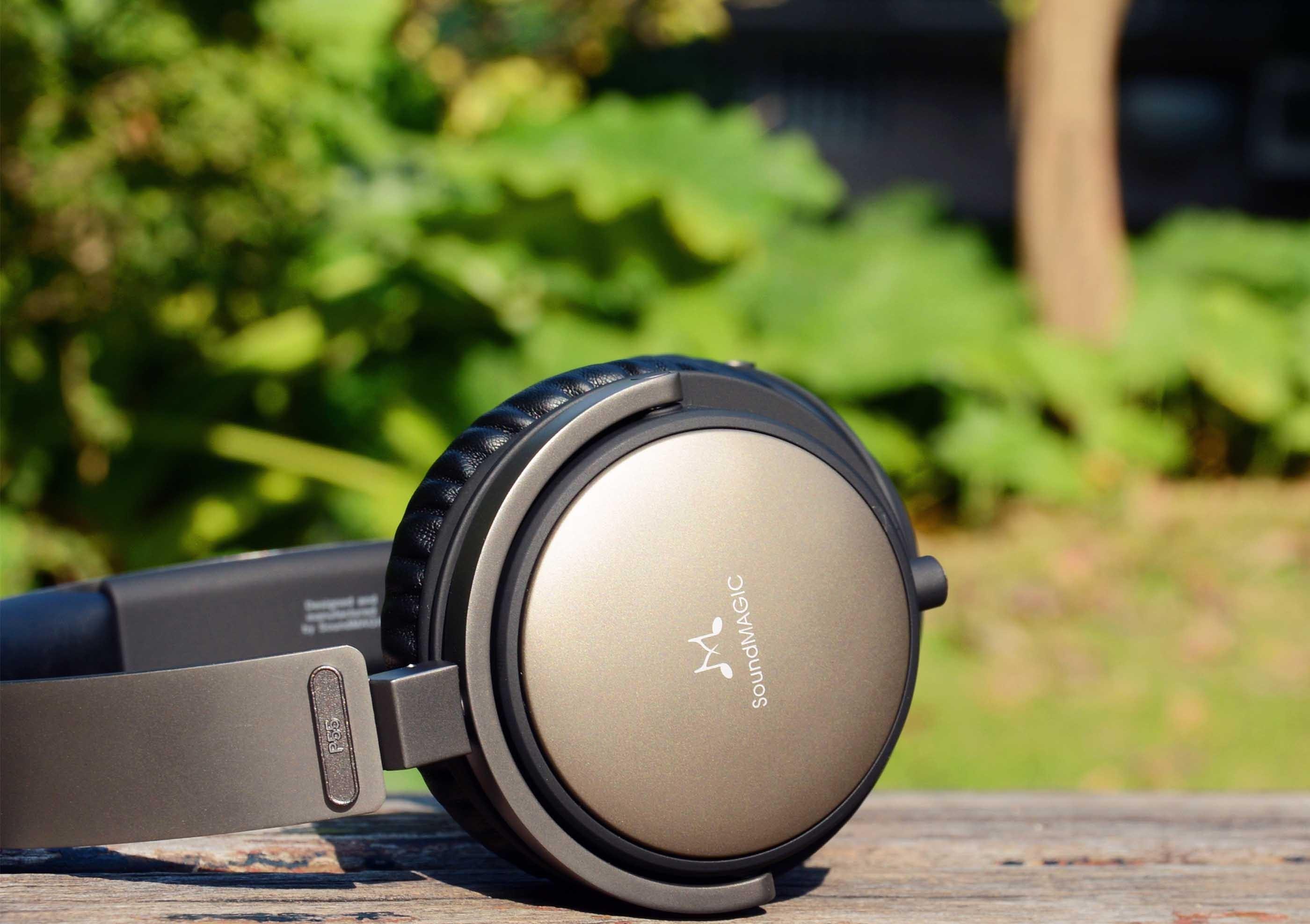 声美P55头戴式耳机图文评测
