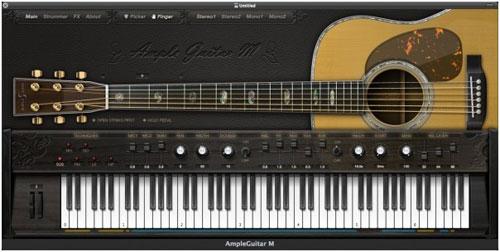 Martin D-41钢弦吉他音源发布