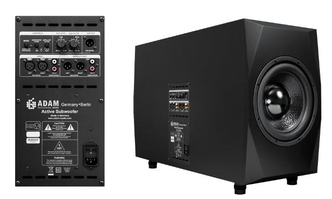 亚当ADAM Sub24 有源超低音音箱市场价格、产品参数介绍