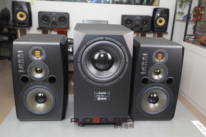 亚当ADAM Audio S3X-V 有源监听音箱市场价格、产品参数介绍