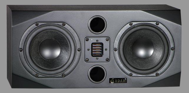 亚当ADAM P33A 有源三分频监听音箱市场价格、产品参数介绍