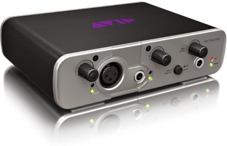 AVID Fast Track Duo声卡驱动下载