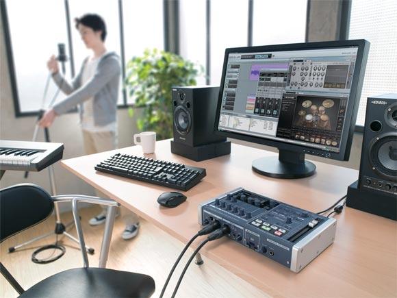 Cakewalk  V-STUDIO 100 音频接口【价格|图片|参数|介绍】