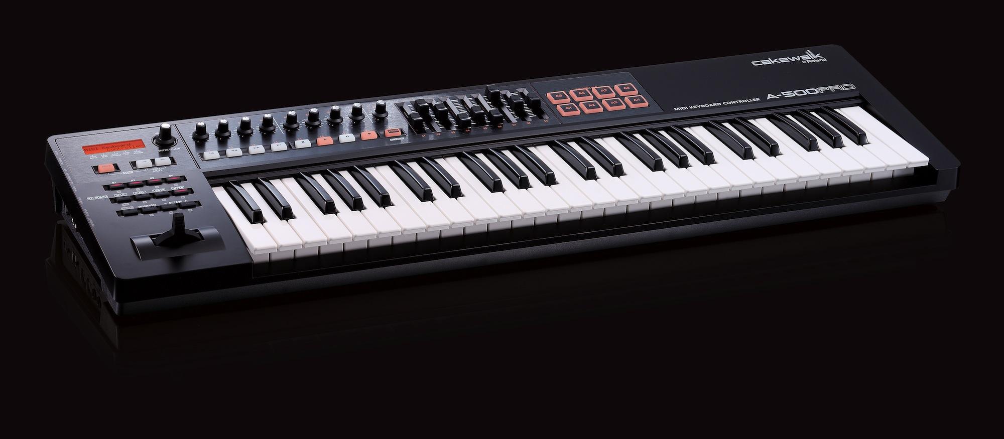 Cakewalk A-500MIDI键盘【价格|图片|详情介绍】