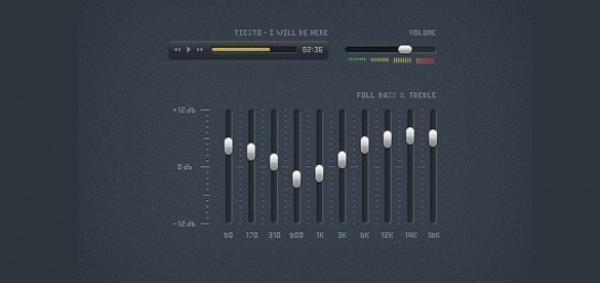 效果器--调出好声音.EQ均衡器概念(非性)