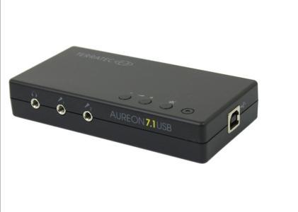 德国坦克(Terratec) 傲龙Aureon 7.1 USB声卡驱动