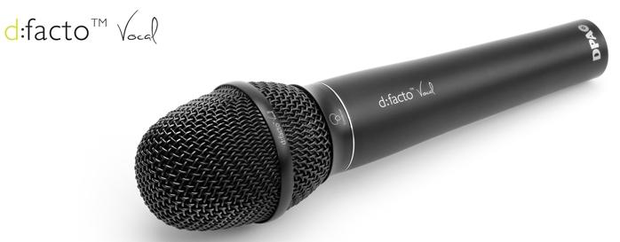 DPA Microphones d:facto话筒【价格|图片|详情介绍】