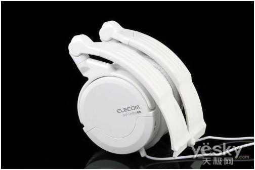 彰显个性魅力 宜丽客EHP-OH500便携耳机评测