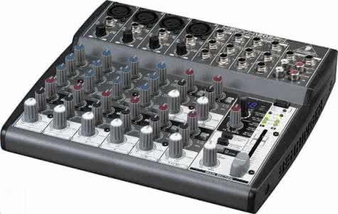 百灵达(BEHRINGER) XENYX 1202FX 专业调音台中文说明书下载