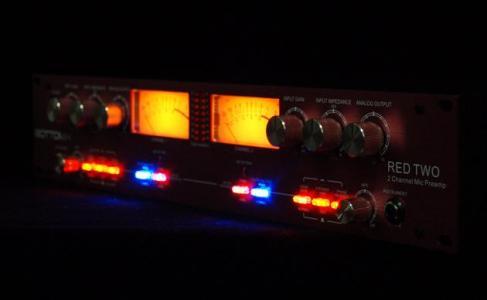 GOTTOMIX Red Two MKII双通道电子管话放【价格|图片|参数|介绍】