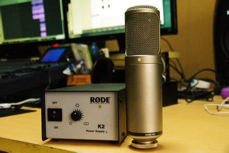 天使的声音——Rode K2 麦克风评测