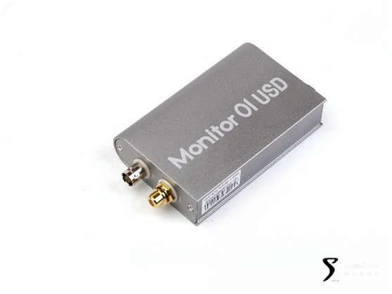 乐之邦Monitor 01 USD纯数字声卡测评报告