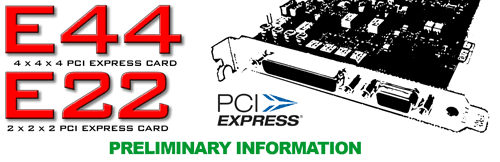Lynx Studio Technology E44音频接口/声卡【价格|图片|详情介绍】