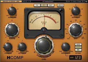 Waves Mercury TDM 水星插件包【价格|图片|参数|介绍】
