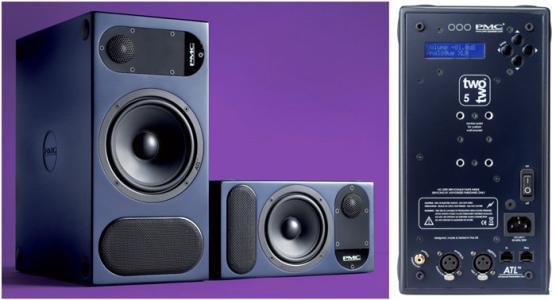PMC twotwo 6 双分频有源监听音箱产品参数介绍