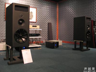 PMC MB-2S-A 外置3分频母版级有源主监听音箱产品参数介绍