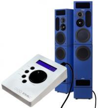 PMC IB2S XBD-A 3分频有源母版级主监听音箱产品参数介绍