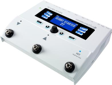 TC HELICON VOICELIVE Play人声效果器中文说明书