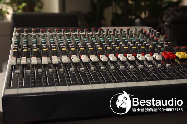 Soundcraft 声艺 FX16ii 模拟调音台市场价格、产品参数介绍