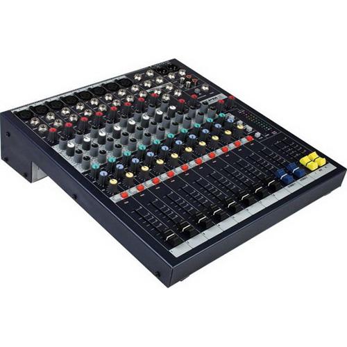 Soundcraft 声艺 EPM8 模拟调音台市场价格、产品参数介绍