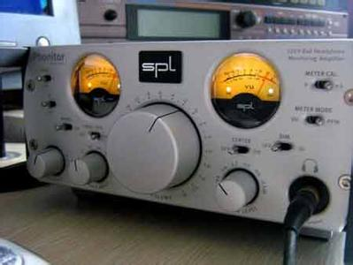 SPL PHONITOR 高品质耳放操作说明