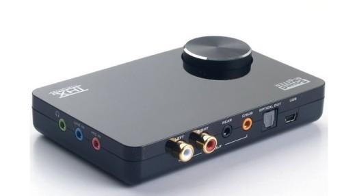Sound Blaster X-Fi HD 或 Sound Blaster Digital Music Premium HD 声卡 (THX & SBX)声卡驱动下载