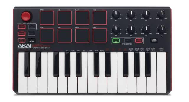 新品种打碟机?来看看 AKAI MIDI 键盘连接 Traktor DJ 的玩法视频