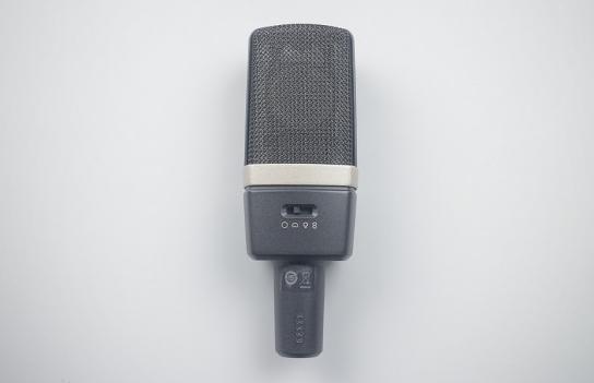 AKG 发布 C314 电容话筒
