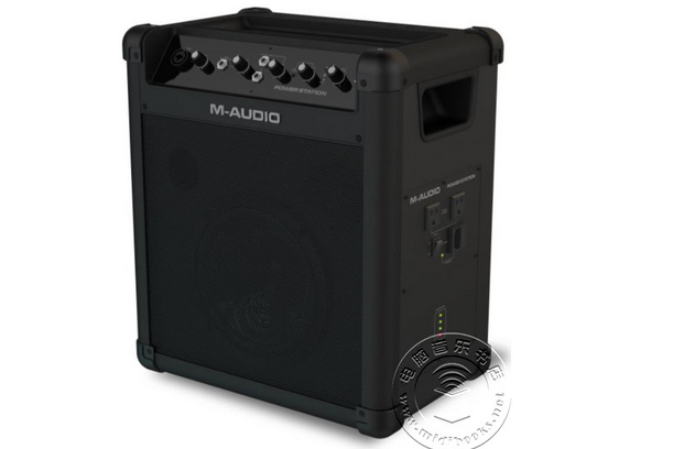 M-Audio推出Power Station便携式扩声音箱