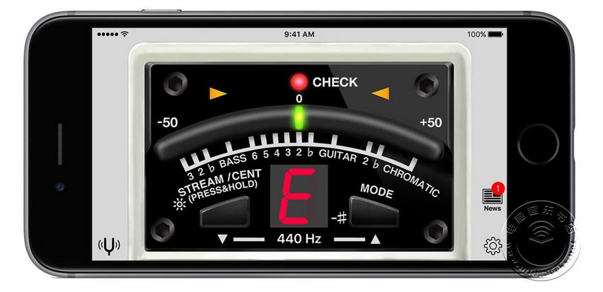 BOSS发布免费的调谐器移动应用