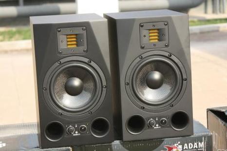 亚当ADAM A8X 有源监听音箱市场价格、产品参数介绍