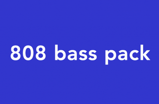 Patches Zone 808 Bass Pack 贝司采样包