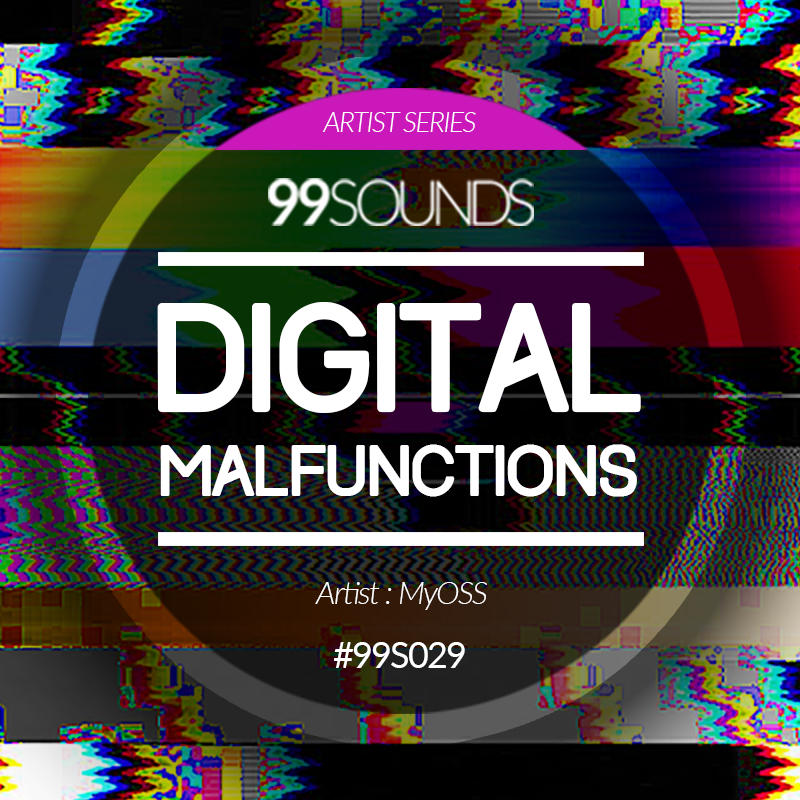 99Sounds Digital Malfunctions 采样合集百度云下载