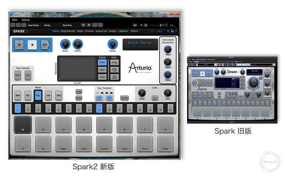 Arturia Spark 2火花电鼓使用教程