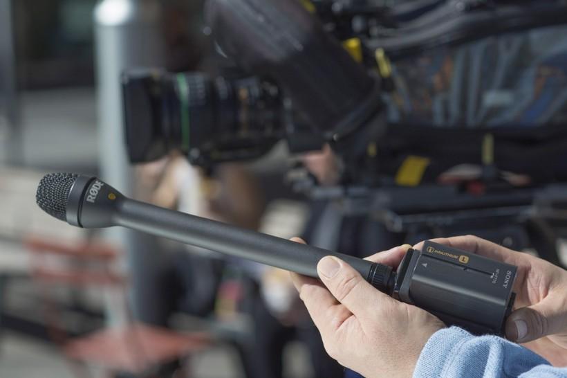 RODE Link + Reporter 无线采访话筒套装评测