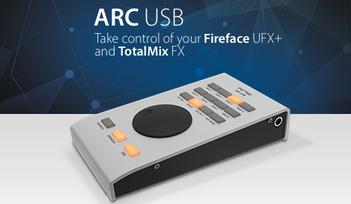开箱简介视频:RME 音频接口专用多功能控制器 ARC USB