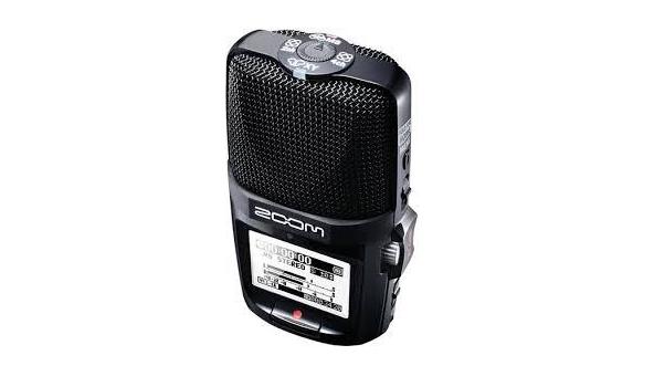 Zoom H2N 便携录音机更新,开始支持空间音频