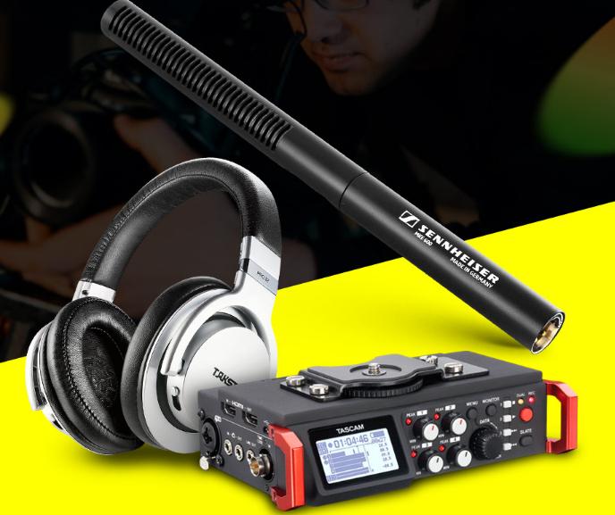 影视录音方案报价 专业电影制作 影视同期录音设备推荐