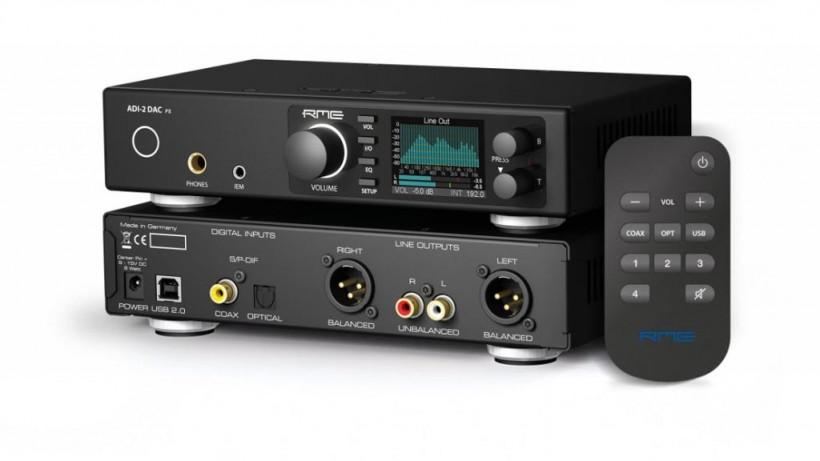 RME 发布 TotalMix Remote 软件,让你通过电脑或手机遥控 RME 音频接口