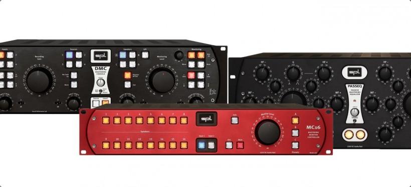 SPL 宣布 DMC 立体声母带控台、MC16 母带监听控制器和 Passeq 母带均衡