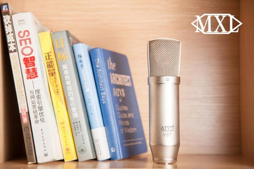 MXL V87 的拾音环境详解