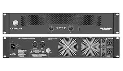 CROWN 皇冠 XLS402D 监听功放【价格|图片|参数|介绍】